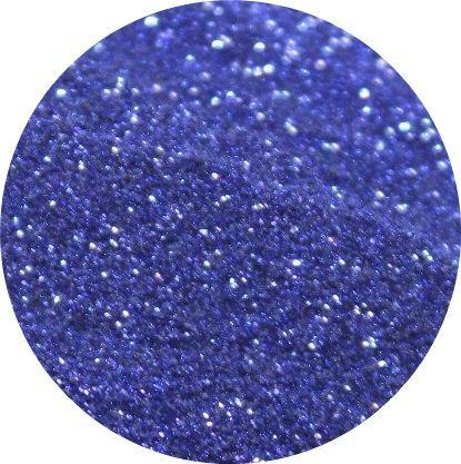 Зеркальный блеск Royal лазерный синий
