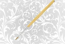 Кисть Roubloff Колонок круглая короткая ручка № 0 ЖК1-00, 80 Б